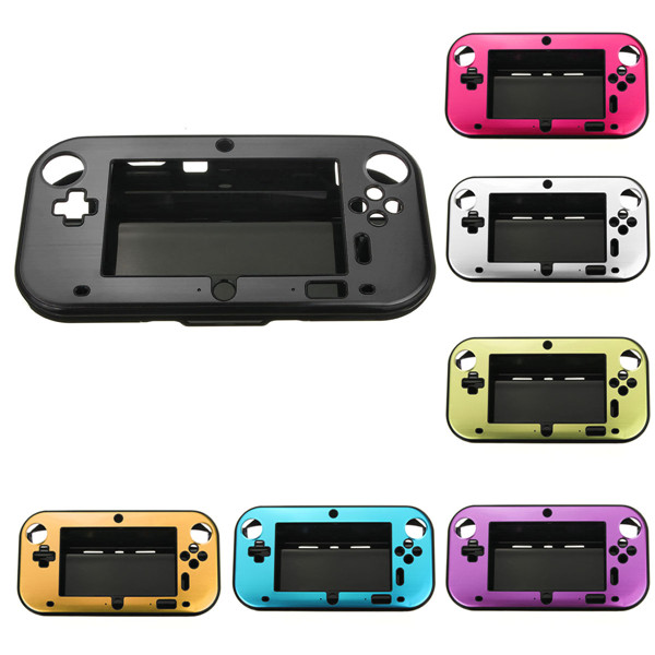 Buy Aluminum Case Cover for Nintendo Wii U Gamepad Remote Controller
