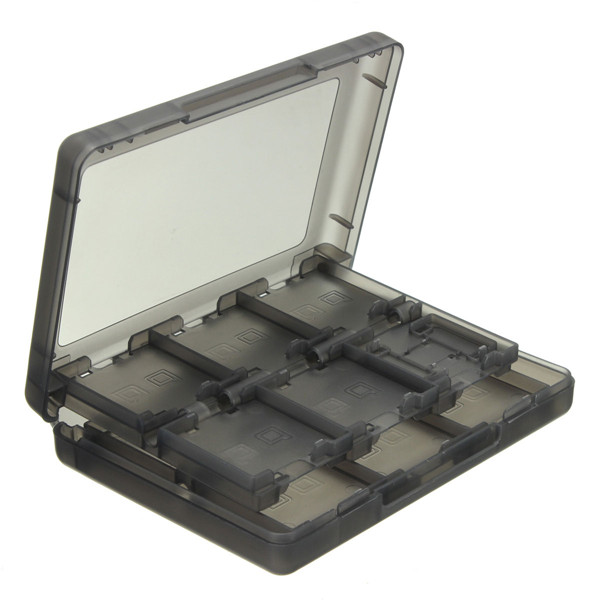 28 in 1 Game Memory Card Case Holder Storage Box For Nintendo 3DS XL от Banggood INT