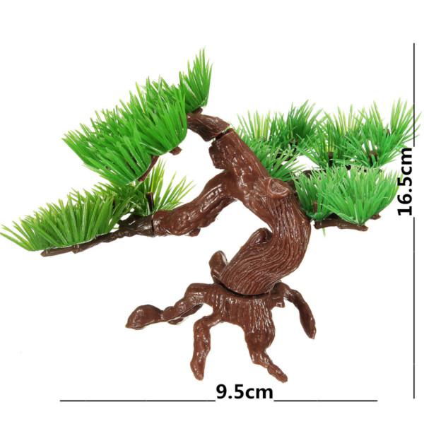 Aquarium Pine Bonsai Tree
