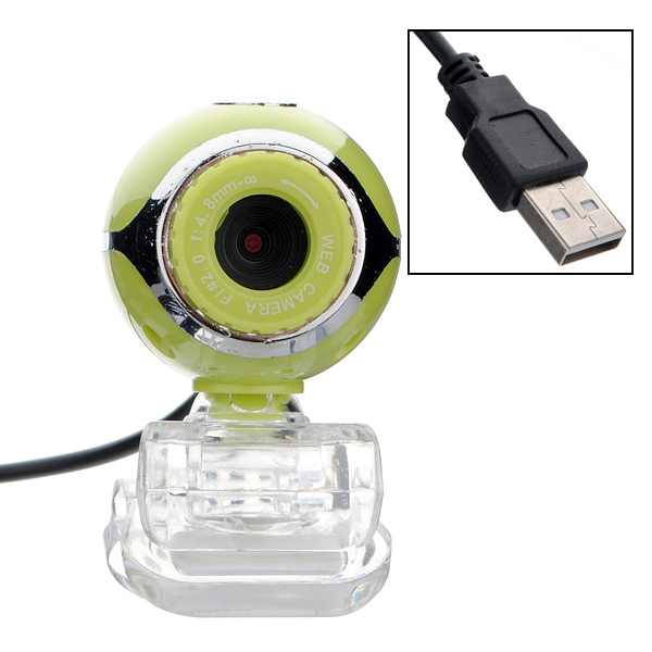 30.0 Mega Pixel USB Webcam Web Camera for Laptop PC-New
