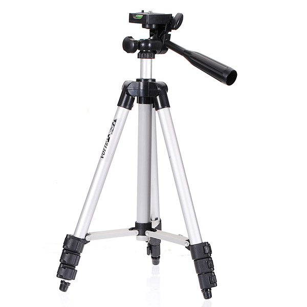 WT3110A 40 Inch Aluminum Tripod Stand For Camera DSLR Camcorder new super clamp with ball head tripod for flash light stand camera photo studio free shipping