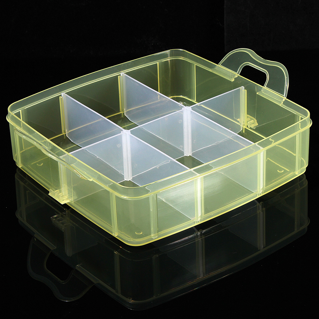 Nail Art Makeup Cosmetics Jewelry Container Storage Box Case