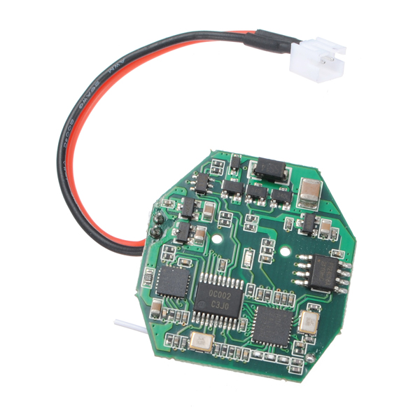 Hisky HCP100 WLtoys V922 Helicopter Parts Receiver Board