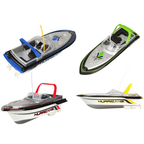 Happy Cow 777-218 Remote Control Mini RC Racing Boat Model e22 rtr tiger teeth fiber glass racing speed boat w 2550kv brushless motor 90a esc remote control catamaran rc boat white