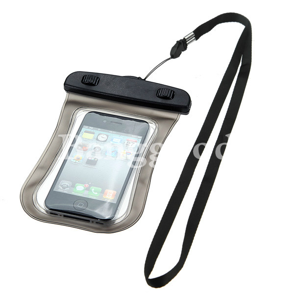 Universal Waterproof Diving Plastic Case For iPhone Smartphone Device