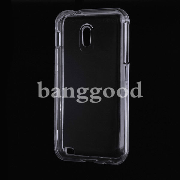 Samsung epic 4g touch d710 clear crystal protective case for Epic cell phone