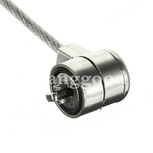 Jumper Cables And Keys : Bloqueo de cable clave seguridad para el cuaderno