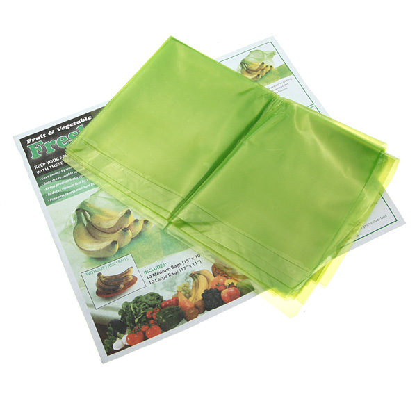 Vegetable Fruit Food Storage Bag Reusable Life Extender от Banggood INT
