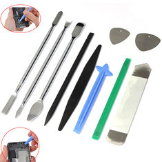 10 in 1 Opening Pry Repair Disassemble Tools Kit Set For Tablet Cellphone