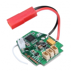 Hisky HCP100S RC Helicopter Parts Receiver Board 800393 New Version