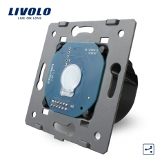 Livolo EU 1 Gang 2 Ways Touch Screen Intermediate Switch VL-C701S-11 Without Glass Panel
