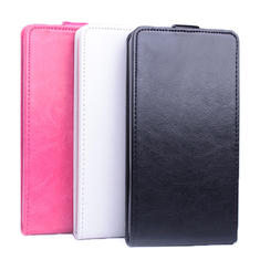 Flip Up And Down PU Leather Case Cover For Philips W6500