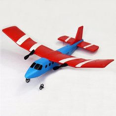 Upgraded Fly Bear FX-805 2.4G 2CH 310mm EPP RC Glider Airplane RTF
