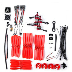 Kingkong Force 400 Power Combo 2209-2000KV Motor 30A 2-4S ESC 5045/6045 2-Blade Propeller