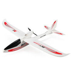 XK A700 2.4G 3CH 750mm With Camera RC Airplane Compatible Futaba RTF
