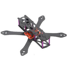 Martian 190mm 230mm 255mm 3mm Carbon Fiber Frame Kit with Power Supply Board