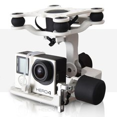 Gemfan Geocalla G4-3D 3 Axis Gimbal Support Most Cameras For FPV Multicopter