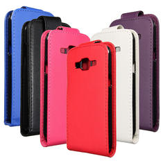 Mohoo Up-down Magnetic Flap Flip PU Leather Case For Samsung Galaxy J1