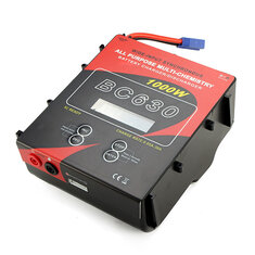 AOK BC630 1000W 30A Battery Balance Charger/Discharger LCD Display with Temperature Sense Cable for