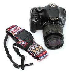 Universal Cool Camera Shoulder Neck Belt Strap For SLR DSLR Nikon Canon Sony