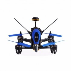 Walkera F210 3D Edition 2.4GHz 120° HD Camera F3 3D Knocking Down the Wall Racing Drone with Devo7
