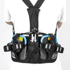 Twolions Drift Board Dedicated Board Package High-end Waist Bag