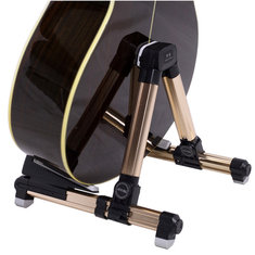 Aroma AGS-08 Foldable Metal Stand For Guitar