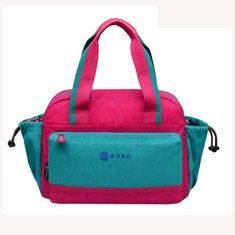Women Nylon Waterproof Bags Casual Lightweight Shoulder Bags Outdoor Colorful Crossbody Bags