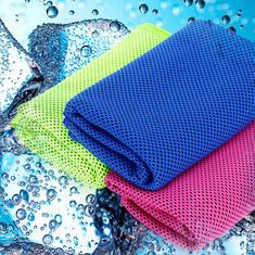 38x80cm Summer Iced Towels Outdoor Sport Magic Microfiber Cooling Towel