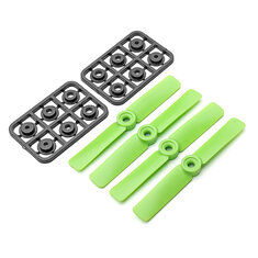 18 Pairs Diatone 4025 4×2.5 Propeller 2xCW and 2xCCW For RC Multirotors Black Green Orange
