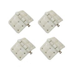 10Pcs Plastic Hinge 36x20mm For RC Airplane Aileron