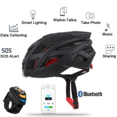 Großhandel bluetooth bicycle helmet Gallery  Billig