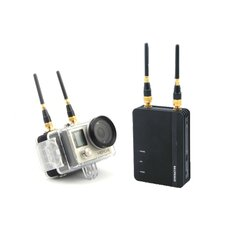 WiFi Live Video FPV Transmission Outdoor Broadcasting Kit CP7029+CP03029 for GoPro 3/4