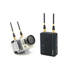 Wi-Fi live видео fpv передачи вещания открытый комплект cp7029 + cp03029 для GoPro 3/4