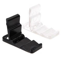 Mini Universal Plastic Folding Stand Holder Mount For iPhone 5 4S