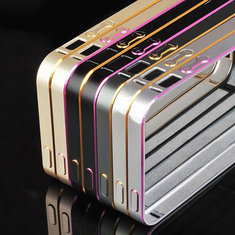 Ultra Thin Slim Aluminium Metal Bumper Frame Cover Case For iPhone 6 Plus