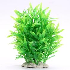 Aquarium Plastic Artificial Water Grass Fish Tank Ornament Plants Decoration