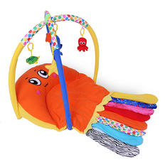 Lovely Octopus Shape Large Baby Crawling Play Mat Sea World Blanket Bed