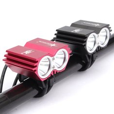 Solarstorm CREE XM-L2 U2 LED Rechargeable Bike Bicycle HeadLamp Headlight