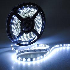 300 LED Super Bright 5050 SMD Waterproof White FlexibleStrip 5M 12V