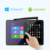 Original PIPO X8 64GB Z3736F Quad Core 1.33GHz 7 Inch Dual Boot Mini PC Tablet