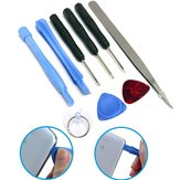 Professional 9 IN 1 Repairing Opening Pry Tool Set Kit For Tablet Cellphone
