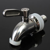 304 Stainless Steel barrel Drink Dispenser Faucet Tap Water Spigot