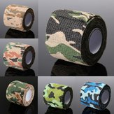 5cm x 4.5m Kombat Army Camo Wrap Sports Shooting Hunting Camouflage Stealth Tape