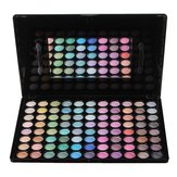 MSQ 88 Colors Makeup Matte Eyeshadow Palette Shimmer Mix Cosmetic Eye Shadow
