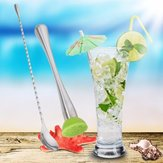 Stainless Steel Stirring Spoon Masher Barware Cocktail Bar Muddler Drink Mixing Tools