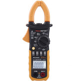 New PEAKMETER MS2008B Digital 4000 Counts Auto Range Data Hold AC Clamp Meter Multimeter with Backlight and Diode Continuity Test