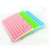 96 Holes Ice Tray Ice Cube Mold Jelly Ice Cub Box Mould Multifunction Refrigerator Accessories