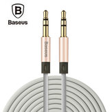 BASEUS 6.56ft/2m 3.5mm Aux Auxiliary Cord Male to Male Stereo Audio Cable For PC MP3