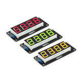 Original RobotDyn® LED Display Tube 4-Digit 7-segments Module For Arduino DIY